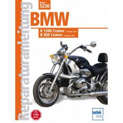 BMW R 1200 (97>) / R 850 Cruiser (99>) - Reparaturanleitung