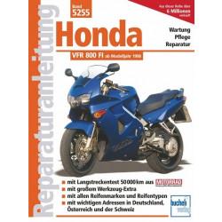 Honda VFR 800 FI (1998>) - Reparaturanleitung