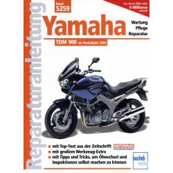 Yamaha TDM 900 (2002-2011) - Reparaturanleitung