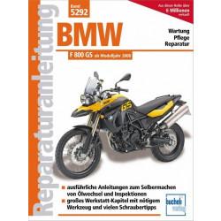 BMW F 800 GS (2008>) - Reparaturanleitung