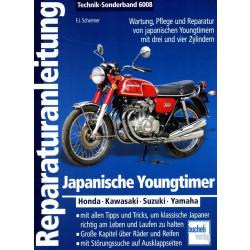 Youngtimer aus Japan (69-90) - Reparaturanleitung Special