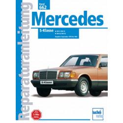 Mercedes S-Klasse W126 (79-84) - Reparaturanleitung