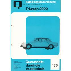 Triumph 2000 (63-77) - Reparaturanleitung