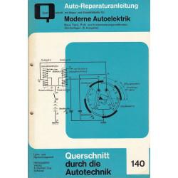 Moderne Autoelektronik 2. Ausgabe - Reparaturanleitung