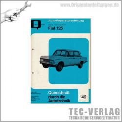 Fiat 125 (67-82) - Reparaturanleitung