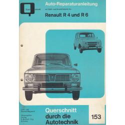 Renault R4 und R6 - Reparaturanleitung
