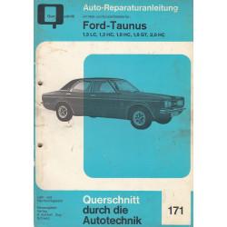 Ford Taunus - Reparaturanleitung