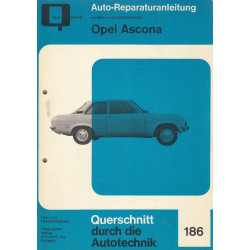 Opel Ascona - Reparaturanleitung