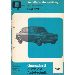 Fiat 128 (alle Modelle) - Reparaturanleitung