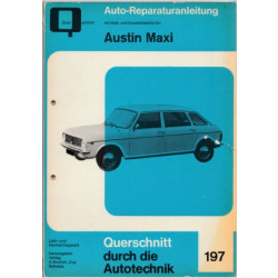 Austin Maxi (69-77) - Reparaturanleitung