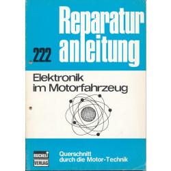 Elektronik im Motorfahrzeug - Reparaturanleitung