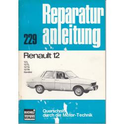 Renault 12 (69-80) - Reparaturanleitung