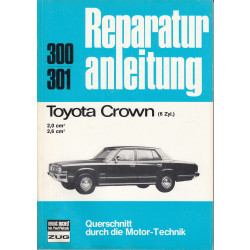 Toyota Crown (74-79) - Reparaturanleitung