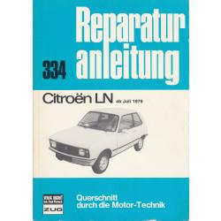 Citroen LN (76-86) - Reparaturanleitung