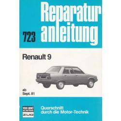 Renault 9 (ab 1981) - Reparaturanleitung