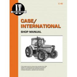 Case Magnum 7110 / 7120 / 7130 / 7140- Repair Manual Clymer