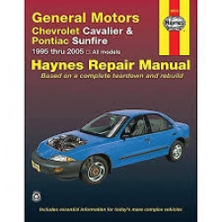 Chevrolet Cavalier / Pontiac Sunfire (95-04) - Repair Manual Haynes