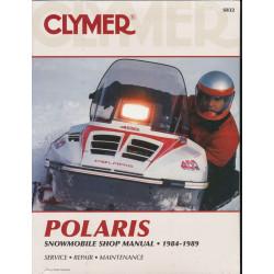 Polaris Snowmobil (84-89) - Shop Manual
