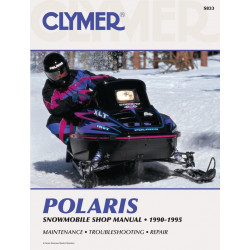 Polaris Snowmobil (90-95) - Shop Manual