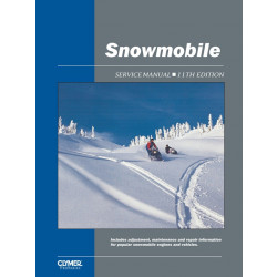 Snowmobil (62-86) - Service Manual