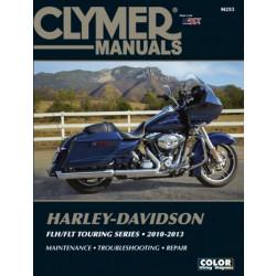 Harley Davidson FLH / FLT Touring (10-13) Clymer Repair Manual