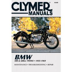 BMW R 50 / R 60 / R 69 (55-69) Repair Manual Clymer