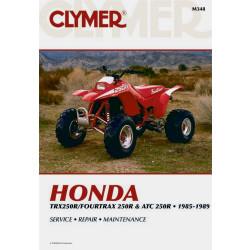 Honda TRX 250 R / Fourtrax / ATC 250R (85-89) Clymer Repair Manual
