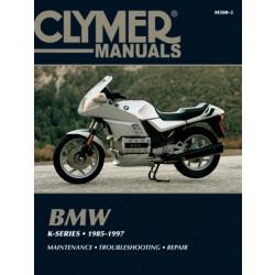 BMW K75 / K100 / K1100 / K1 (85-97) Repair Manual Clymer