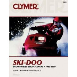 Ski-Doo Snowmobile (85-89) - Shop Manual