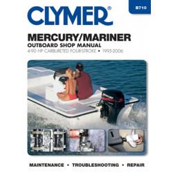 Mercury/Mariner 4 - 90 PS Aussenbordmotoren (95-00) - Werkstatthandbuch