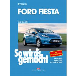 Ford Fiesta (10/08) - Reparaturanleitung