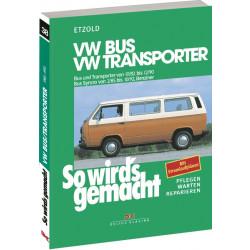 VW Bus und Transporter (10/82 - 10/92)  - So wirds gemacht
