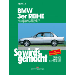BMW 3er Reihe (82-94) - Reparaturanleitung