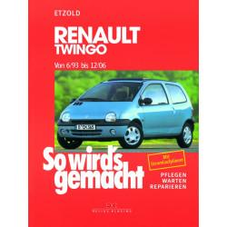 Renault Twingo Benziner (93-06) - Reparaturanleitung So wird`s gemacht