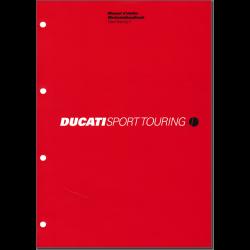 Ducati ST 4 (1999) - Werkstatthandbuch / Manuel d'ateliere
