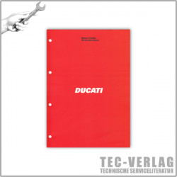 Ducati 999 R (2005) - Werkstatthandbuch / Manuel d'ateliere