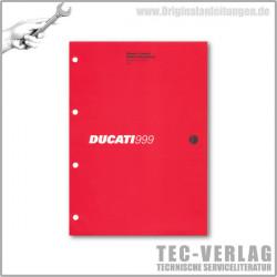 Ducati 999 (2003) - Werkstatthandbuch / Manuel d'ateliere