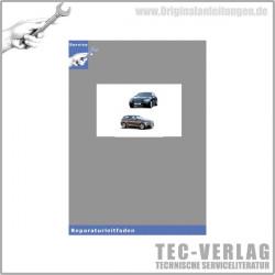 BMW 1er (10-15) Automatikgetriebe (F20/F21) - Werkstatthandbuch