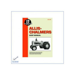 Allis-Chalmers D10 D12 D14 D15 D17 160 170 175 - Repair Manual Clymer