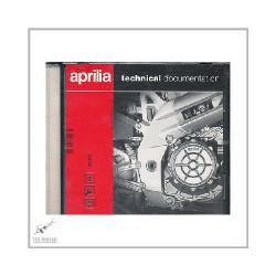Aprilia Quasar 125 / 180 - Werkstatthandbuch CD