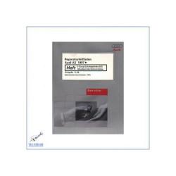 Audi A3 (97>) Getriebe 5-Gang Allrad 02C - Reparaturleitfaden