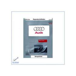 Audi Cabriolet 89/8G (91-00) Reparaturleitfaden Motor Mechanik  2,0 Liter 103 kW