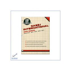 Case 235 / 245 / 255 / 265 / 275- Repair Manual Clymer