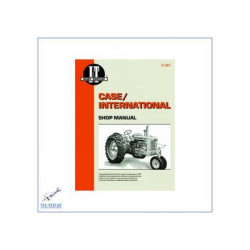 Case/International - Shop Manual