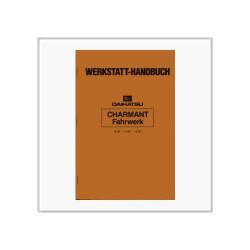 Daihatsu Charmant ab 1982 - Werkstatthandbuch