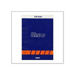 Fiat Uno Diesel ab 1983 - Werkstatthandbuch