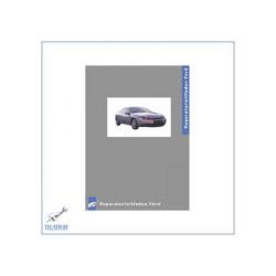 Ford Cougar (98-01) 2.5 Liter Motor Mechanik - Werkstatthandbuch
