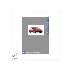 Ford Escort / Orion (90-01) MTX 75 Schaltgetriebe - Werkstatthandbuch