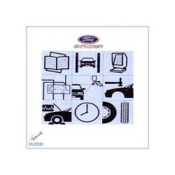 Ford Explorer (1990-1995) Automatikgetriebe - Werkstatthandbuch