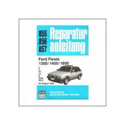 Ford Fiesta 1300/1400/1600 (ab 1983) - Reparaturanleitung